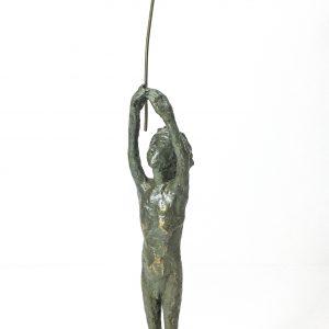 Ballonfänger Bronze, 2020 H 60cm Auflage 6